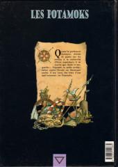 Verso de Les potamoks -1- Terra Incognita