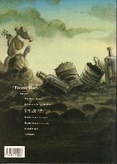 Verso de Pacush Blues -8- Sentence huitième : La logique du pire