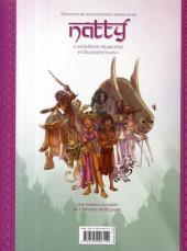 Verso de Natty -2- Natty tome 2
