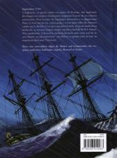 Verso de H.M.S. - His Majesty's Ship -INT- L'intégrale