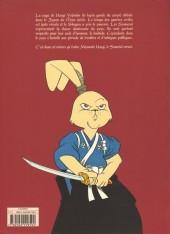 Verso de Usagi Yojimbo -1- Volume 1