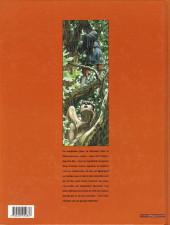 Verso de Les voyages de He Pao -2- L'ombre du ginkgo