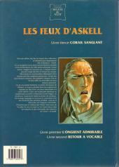 Verso de Les feux d'Askell -3- Corail sanglant