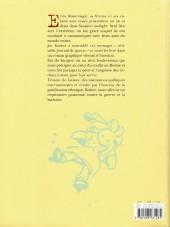 Verso de Fax de Sarajevo - Correspondance de guerre