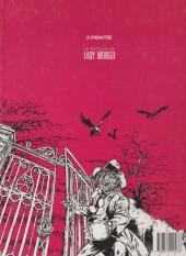 Verso de Les jardins de la peur -1- Le caveau Hardwood