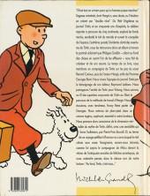 Verso de (AUT) Hergé -130- Hergé et Tintin reporters