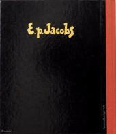 Verso de (AUT) Jacobs, Edgar P. -3- Un opéra de papier - Les mémoires de Blake et Mortimer