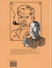 Verso de (AUT) Jacobs, Edgar P. -8- Edgar P. Jacobs, le baryton du 9e art