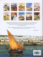 Verso de Carnets d'Orient -10- Terre fatale