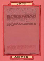 Verso de (AUT) Giraud / Moebius -6- Mister Moebius et docteur Gir