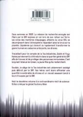 Verso de Biomega -2- Tome 2