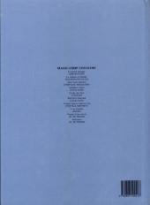 Verso de Chevalier Ardent (Rijperman et autres) -5a- Sang de Bœuf