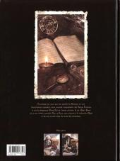 Verso de Le manuscrit interdit -2- Volume 2