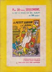 Verso de Samedi Jeunesse -58- Échec à la douane