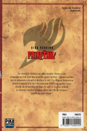 Verso de Fairy Tail -6- Tome 6