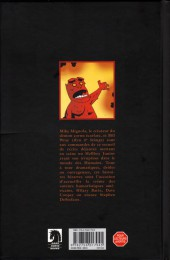Verso de Hellboy - Histoires bizarres (Delcourt) -3- Volume 3