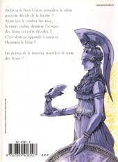 Verso de Saint Seiya Épisode G -15- Tome 15