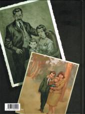 Verso de La mémoire dans les poches -2- Deuxième partie
