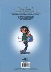 Verso de Gaston (Hors-série) - L'écologie selon Lagaffe