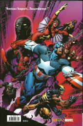 Verso de New Avengers (The) -2- Secrets et mensonges