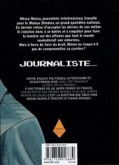 Verso de Journaliste -2- Tome 2