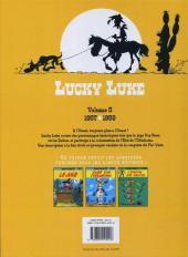 Verso de Lucky Luke (Intégrale Dupuis/Dargaud) -5b09- Volume 5 - (1957-1959)