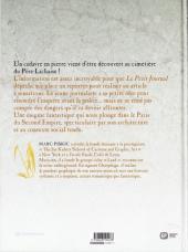 Verso de Ontophage -1- Pierres de brume