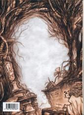 Verso de À l'Ombre des murs