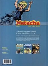 Verso de Natacha (Intégrale) -3- Voyages à travers le temps