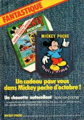 Verso de Picsou Magazine -56- Picsou Magazine N°56