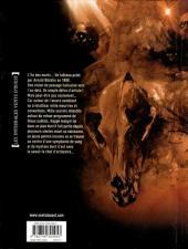 Verso de L'Île des morts -INTb- L'Ile des morts