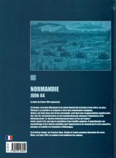 Verso de Normandie juin 44 -2- Utah beach / Carentan