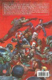 Verso de Secret invasion (Marvel Monster Edition) -1- Volume 1