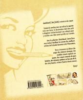Verso de (AUT) Guarnido - Sketchbook Guarnido