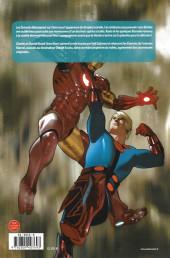 Verso de Les Éternels (100% Marvel) -3- Duel contre un dieu