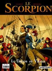 Verso de Le scorpion -INTFL2- La croix de Pierre / le démon au Vatican