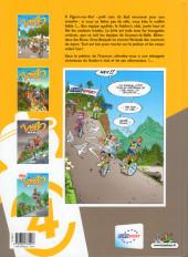 Verso de Les vélo Maniacs -4- Tome 4