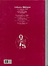 Verso de Chick Bill (collection BéDingue) -3- La route d'acier