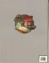 Verso de Les cités obscures -H02- L'archiviste
