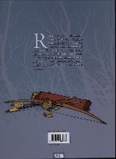 Verso de Robin (Héloret) -1- Les trois bâtards