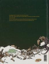 Verso de Donjon Crépuscule -102- Le volcan des Vaucanson