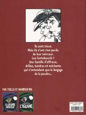 Verso de Vieilles canailles -1- Esprit de famille