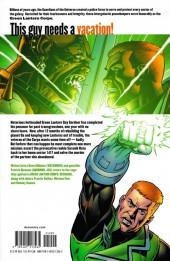 Verso de Green Lantern Corps (2006) -INT01- To Be A Lantern