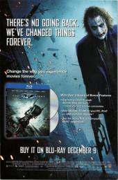 Verso de Ghost Rider: Danny Ketch (2008) -3- Addict, part 3: Pest Control
