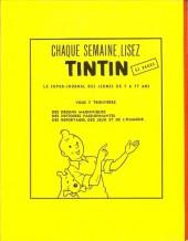 Verso de Chick Bill (collection Jeune Europe) -1- Les disparus du Mirific