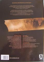 Verso de Révélations (Jenkins/Ramos) -3- Tome 3 (2008)