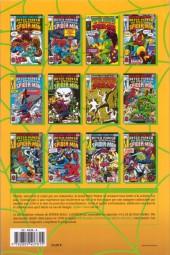 Verso de Spectacular Spider-Man (L'intégrale) -2- Spider-man : l'Intégrale 1978