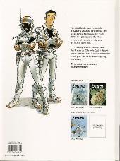 Verso de Orbital -3- Nomades