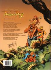 Verso de Trolls de Troy -12- Sang famille (I)