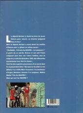 Verso de Les chevaliers de la cloche -1- Les compagnons de Garibaldi